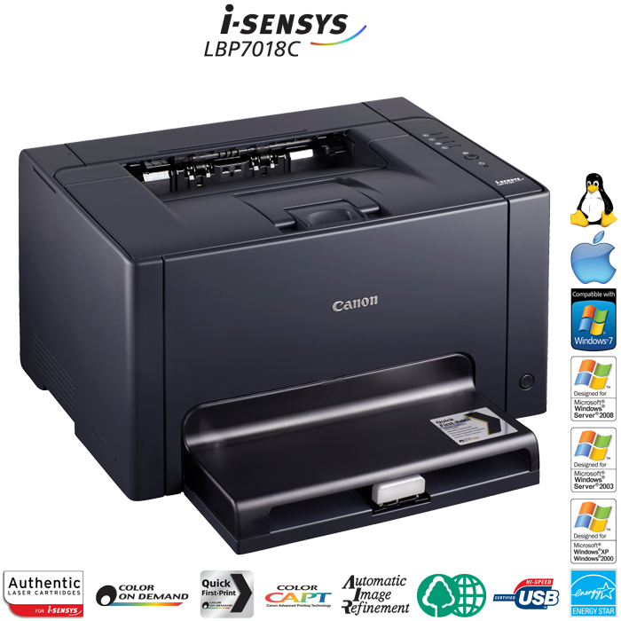 Canon i-SENSYS LBP7018C (CR4896B004AA) recommended product