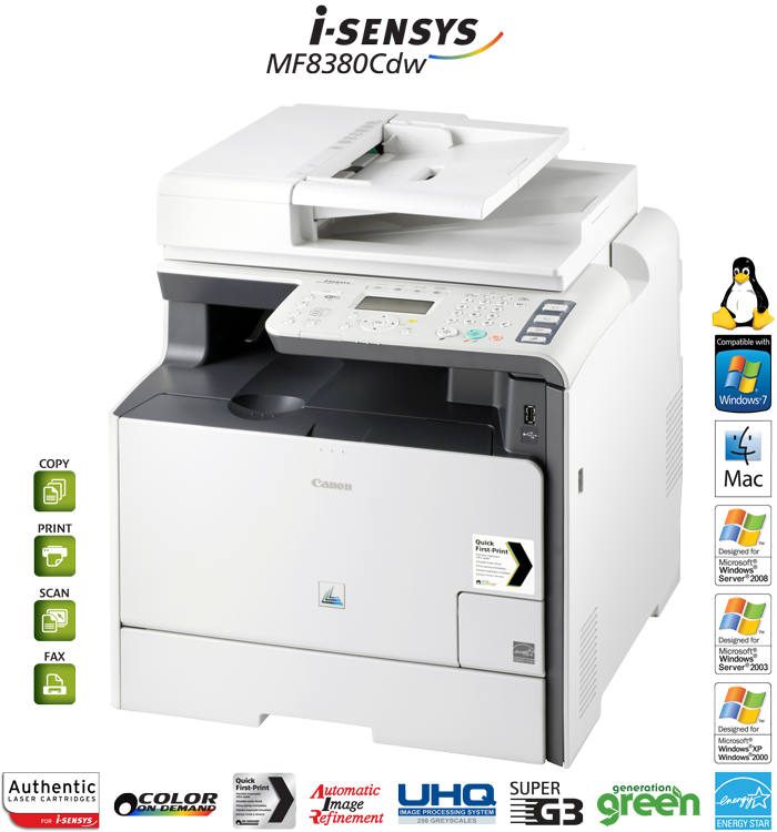 Canon i-SENSYS MF8380Cdw small picture