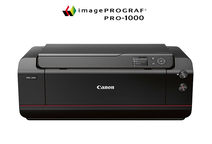 Canon imagePPROGRAF Pro-1000 Format A2 recommended product