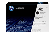 HP 14X High Yield Black Original LaserJet Toner Cartridge CF214X promotion