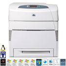 HP Color LaserJet 5550 - Imprimanta Locala Laser Color recommended product
