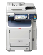 OKI Multifunctional MC760dnvfax A4 color 4 in 1 small picture