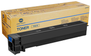 TN-618 Cartus Toner Negru (37,5K) Konica Minolta pentru bizhub 552, 652 (A0TM152) small picture similar products