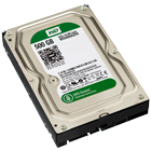 Western Digital Green 500GB (WD5000AZRX) small picture