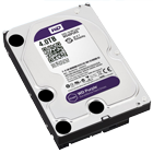 Western Digital Purple 4TB (WD40PURX) small picture