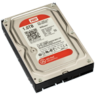Western Digital Red 1TB (WD10EFRX) small picture