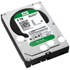 Western Digital Green 6TB (WD60EZRX) small picture