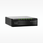 Switch Cisco SF 100D-05 (SF100D-05-EU) small picture