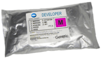 Developer compatibil Magenta Konica Minolta Bizhub C220 , C280, C360; cod Katun: 49086 small picture similar products