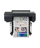 Canon Plotter imagePROGRAF iPF6450 small picture