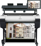 Canon Plotter imagePPROGRAF iPF785 MFP M40-AIO small picture