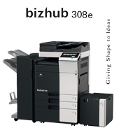 bizhub 308e Configuratii new product