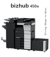 bizhub 458e Configuratii new product